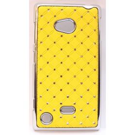 Nokia Lumia 720 keltaiset luksus kuoret