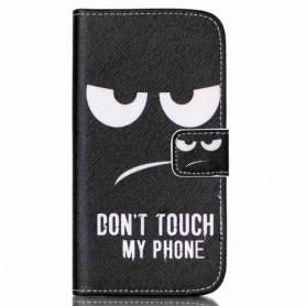 Samsung Galaxy J5 do not touch my phone puhelinlompakko