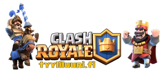 Clash Royale tyyliluuri klaani