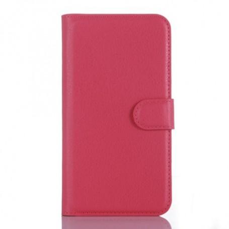 Lumia 650 pinkki puhelinlompakko