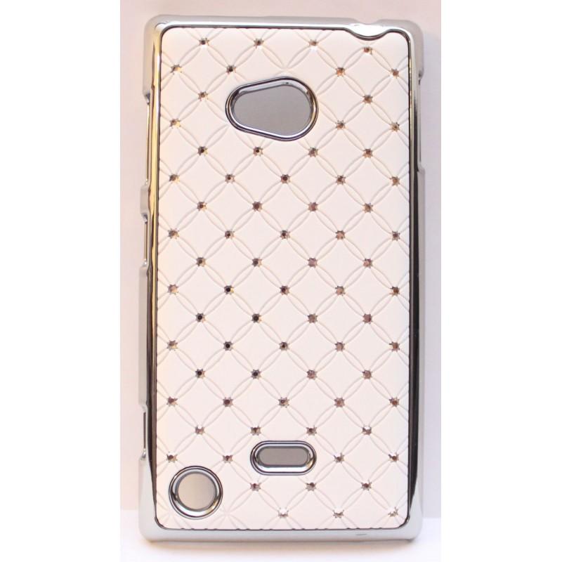 Nokia Lumia 720 valkoiset luksus kuoret