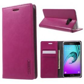 Samsung Galaxy A5 2016 hot pink puhelinlompakko