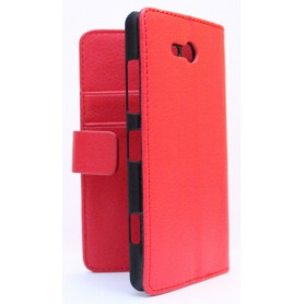 Lumia 820 punainen puhelinlompakko