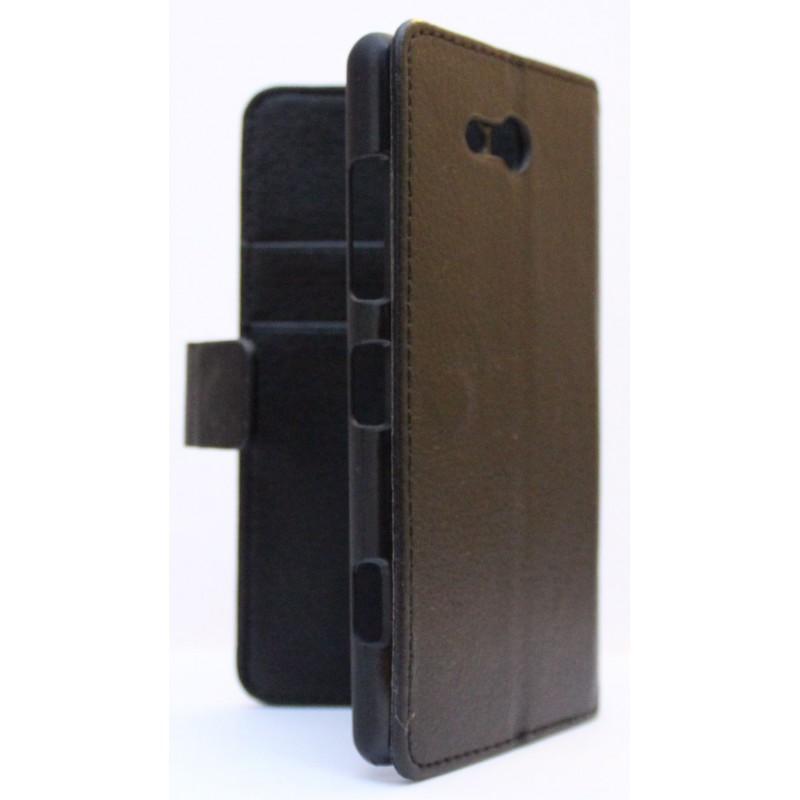 Lumia 820 musta puhelinlompakko