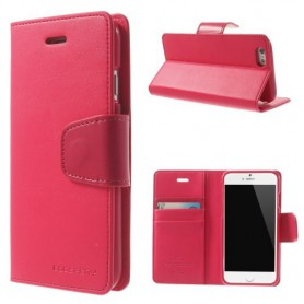 Apple iPhone 6s hot pink puhelinlompakko