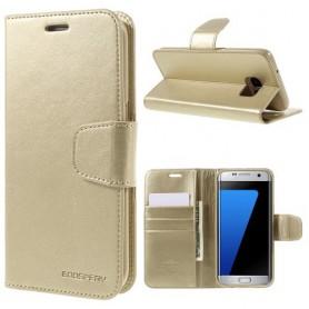 Samsung Galaxy S7 edge kullan värinen puhelinlompakko