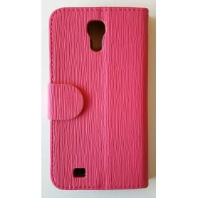 Samsung Galaxy S4 hot pink puhelinlompakko