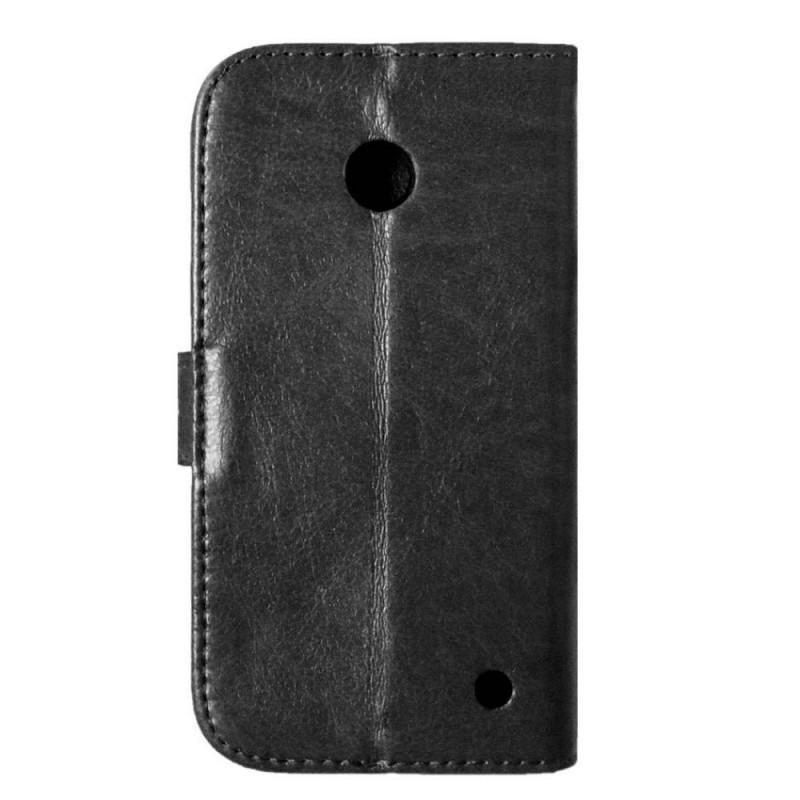 Lumia 630 musta puhelinlompakko