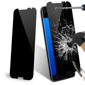 Samsung Galaxy S7 tummennettu karkaistu lasikalvo.