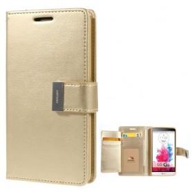LG G3 kullan värinen puhelinlompakko