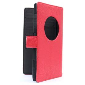 Lumia 1020 punainen puhelinlompakko