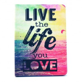 Apple iPad Air 2 live life kansikotelo