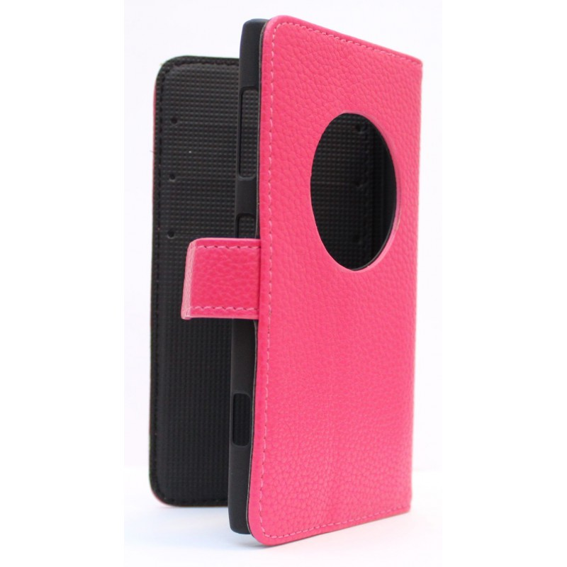 Lumia 1020 hot pink puhelinlompakko