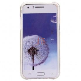 Samsung Galaxy J1 kirkas karkaistu lasikalvo.
