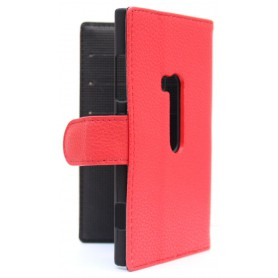 Lumia 920 punainen puhelinlompakko