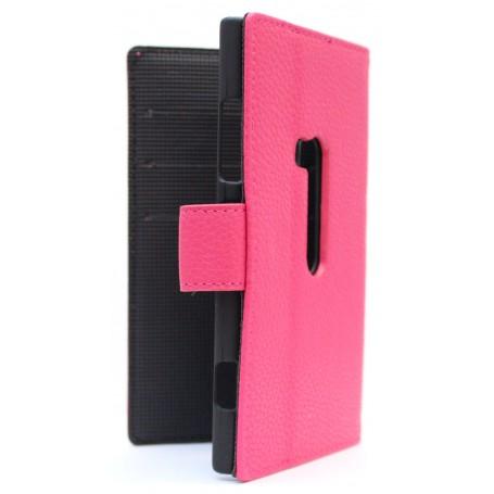Lumia 920 hot pink puhelinlompakko