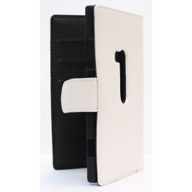 Lumia 920 valkoinen puhelinlompakko