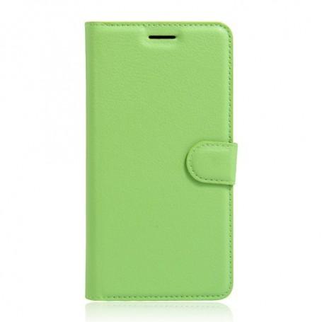 Huawei Y5 II vihreä puhelinlompakko