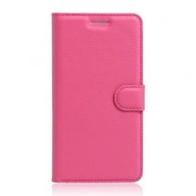 Huawei Y5 II pinkki puhelinlompakko