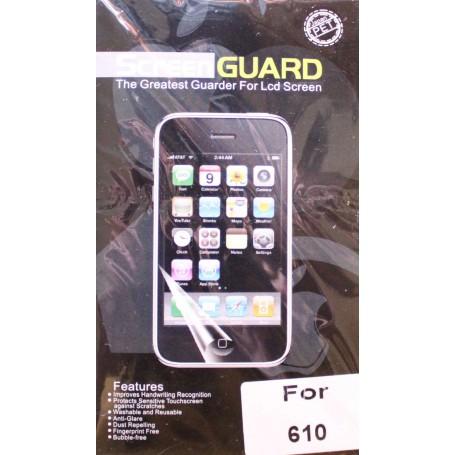 Lumia 610 kirkas suojakalvo