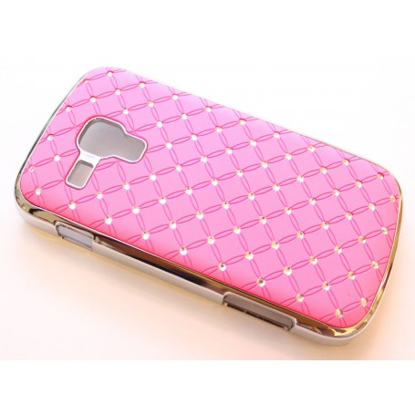 Galaxy Trend hot pink luksus kuoret