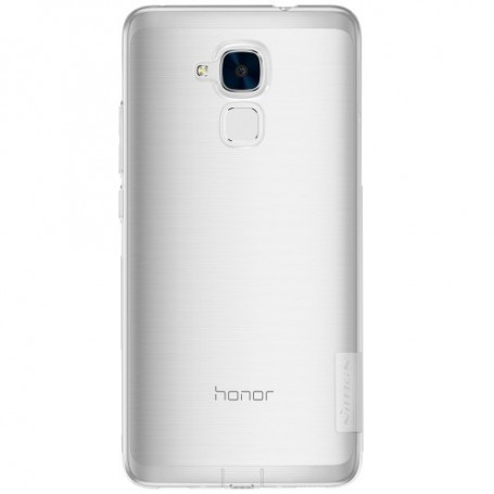 Huawei Honor 7 Lite ultra ohuet läpinäkyvät kuoret.