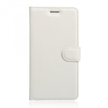 Huawei Honor 7 Lite valkoinen puhelinlompakko