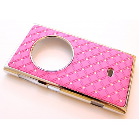 Nokia Lumia 1020 hot pink luksus kuoret
