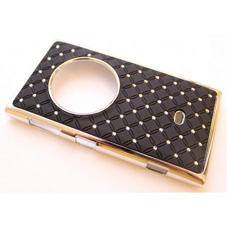Nokia Lumia 1020 mustat luksus kuoret
