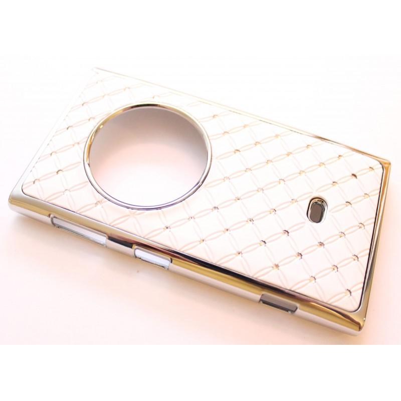 Nokia Lumia 1020 valkoiset luksus kuoret
