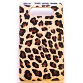 Lumia 820 leopardi suojakuori.