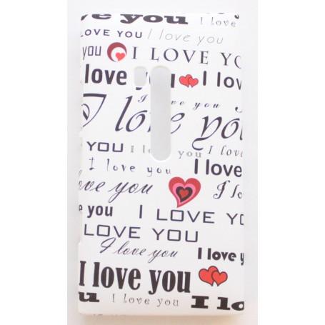 Lumia 900 I love you kuoret