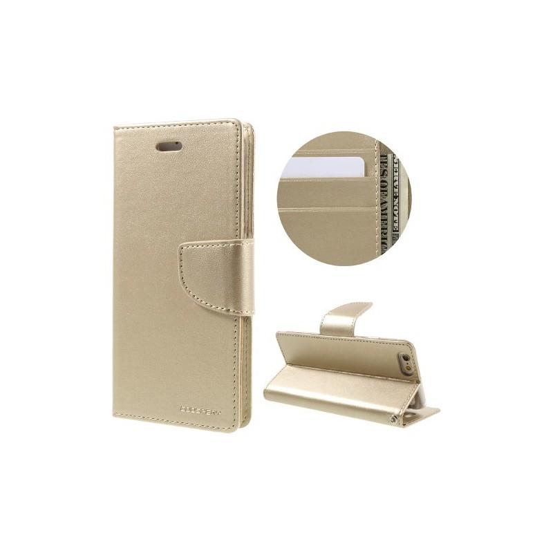 iPhone 6 kullan värinen puhelinlompakko