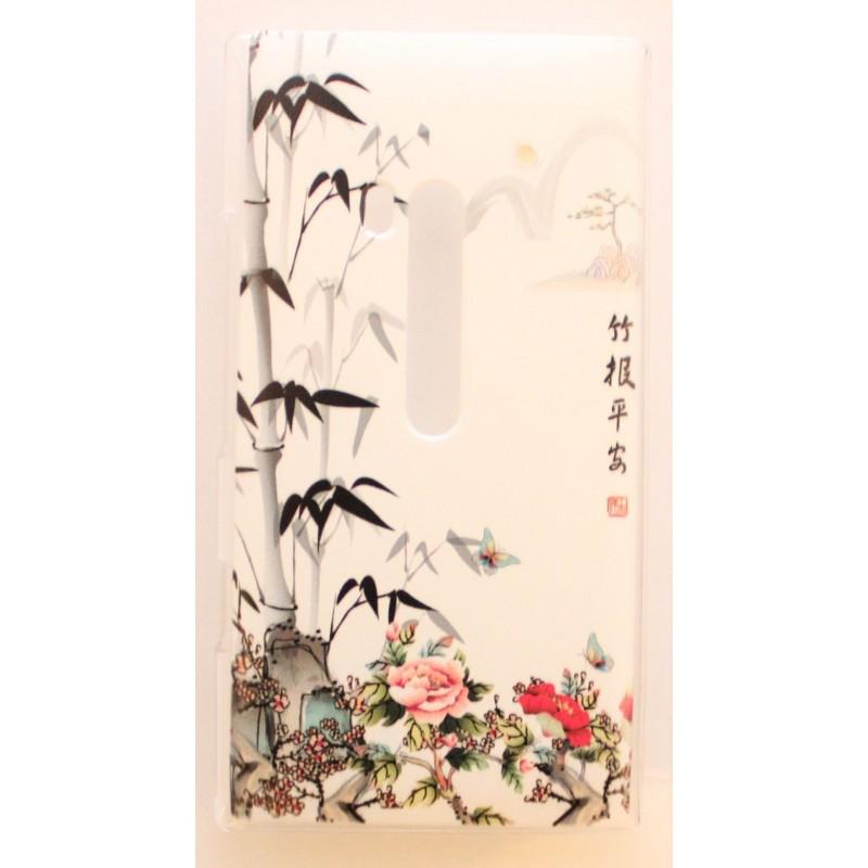Lumia 900 kiinalaiset kukat kuoret