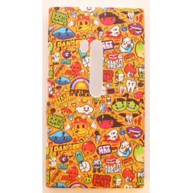 Lumia 900 piirroshahmot kuoret