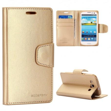 Samsung Galaxy S3 kullan värinen puhelinlompakko