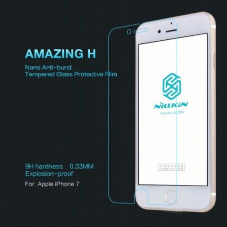 iPhone 7/8/SE 2020 kirkas karkaistu lasikalvo.