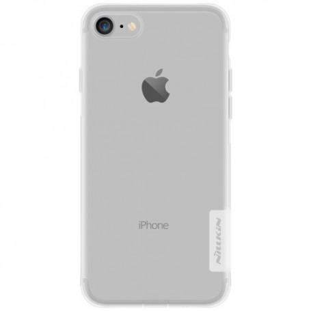 iPhone 7 ultra ohuet läpinäkyvät kuoret.