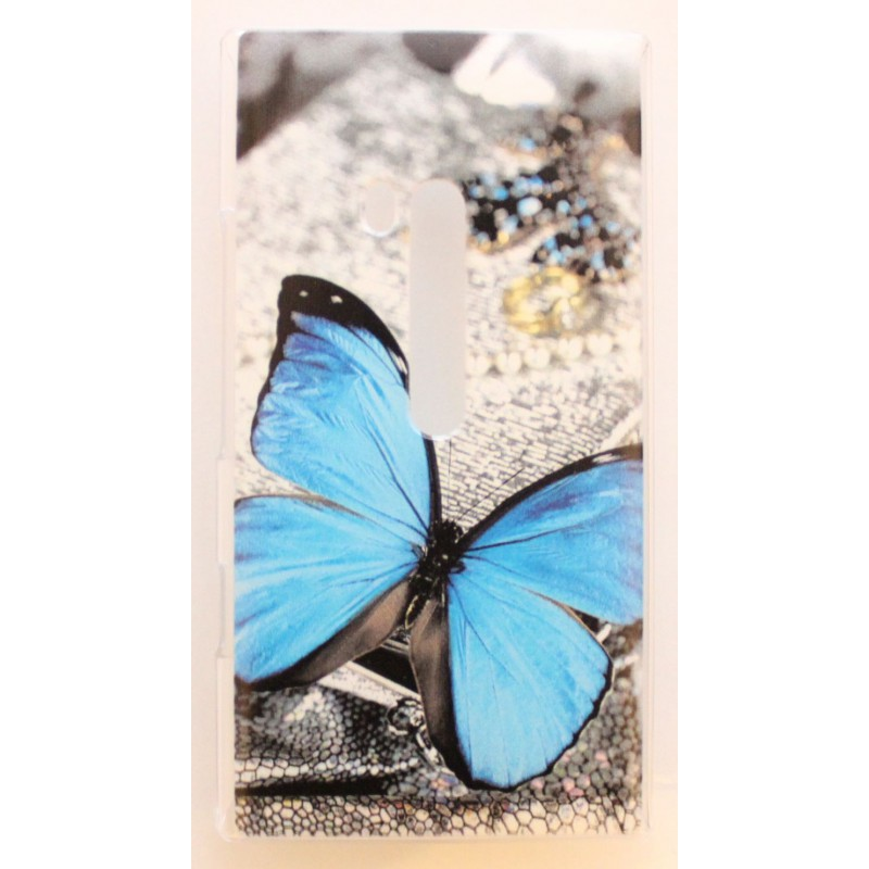 Lumia 900 sininen perhonen kuoret