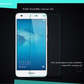 Huawei Honor 7 Lite kirkas karkaistu lasikalvo.
