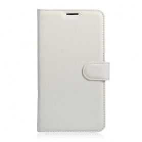 Huawei P9 Lite valkoinen puhelinlompakko