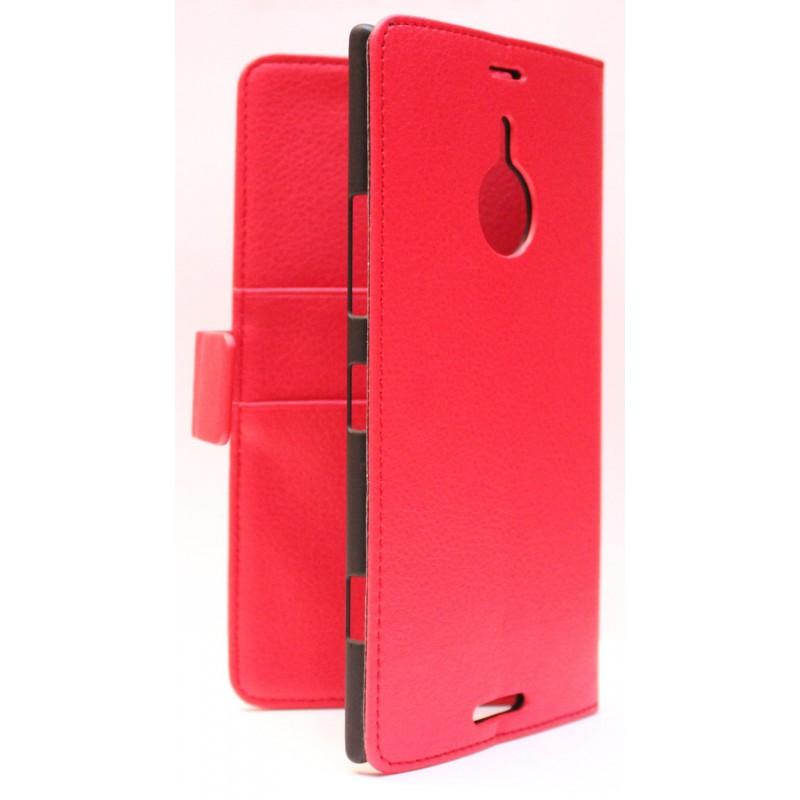 Lumia 1520 punainen puhelinlompakko