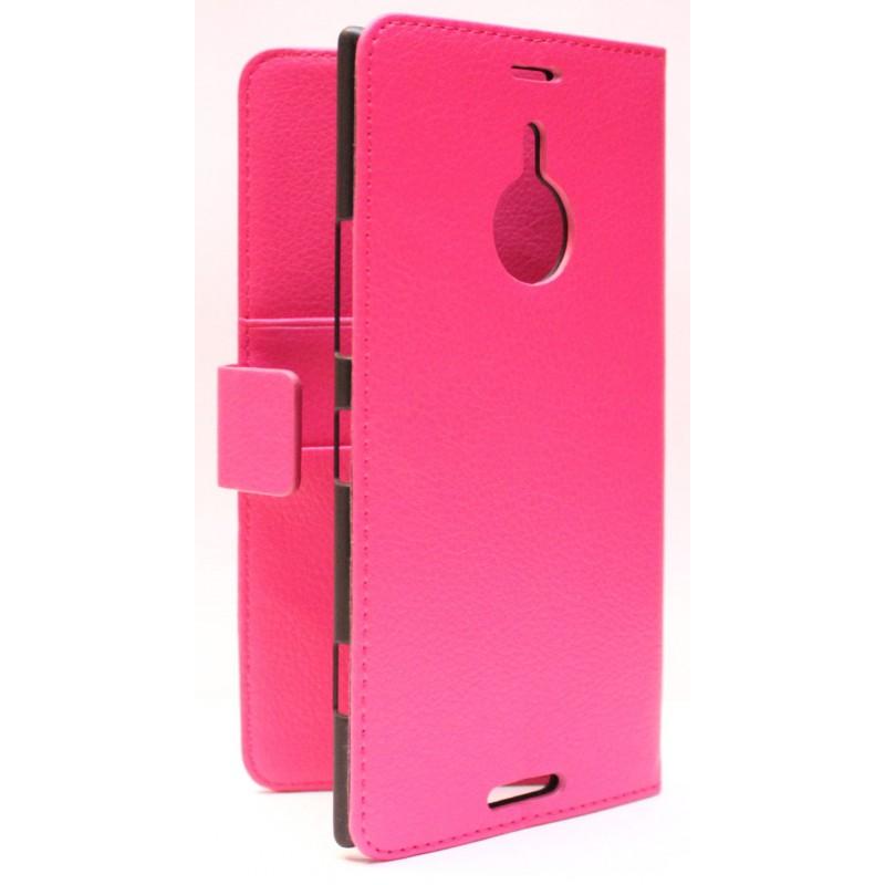 Lumia 1520 hot pink puhelinlompakko