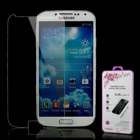 Samsung Galaxy S4 kirkas karkaistu lasikalvo.