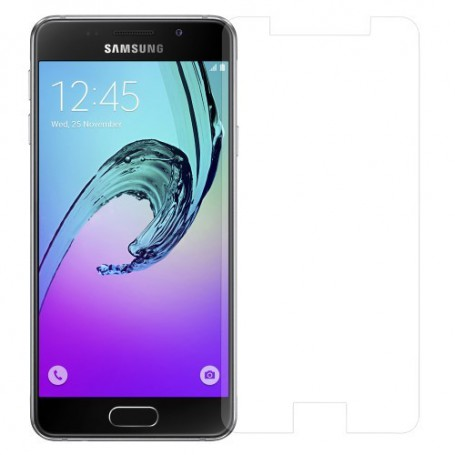Samsung Galaxy A3 2016 kirkas karkaistu lasikalvo.
