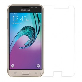 Samsung Galaxy J3 2016 kirkas karkaistu lasikalvo.