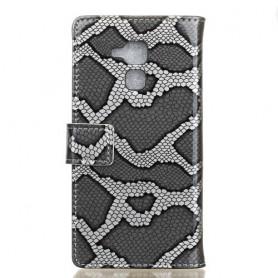 Huawei Honor 7 Lite käärme puhelinlompakko