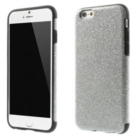 Apple iPhone 6 hopea glitter kuoret.