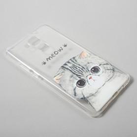 Huawei Honor 7 Lite kissa suojakuori.