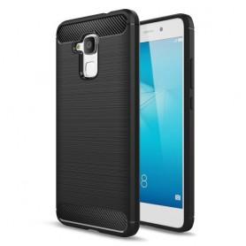 Huawei Honor 7 Lite musta suojakuori.